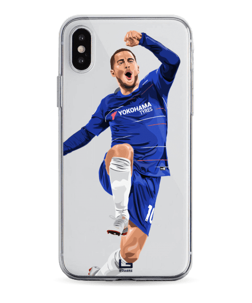 Eden Hazard celebrate chelsea phone case