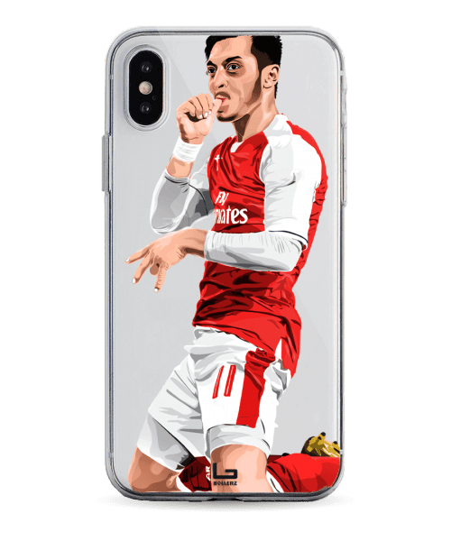 Ozil Finger celebration phone case