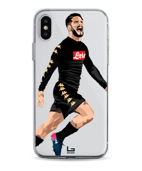 lorenzo Insigne napoli celebration phone case