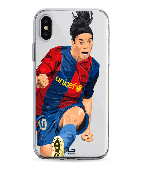 Barca Ronaldinho Celebration phone case