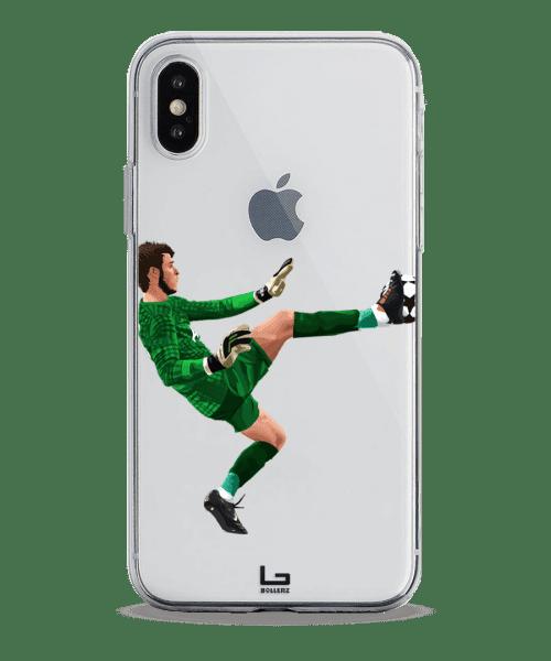De Gea Leg Save phone case