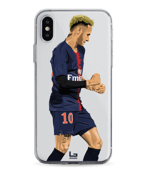 Neymar vs Monaco phone case