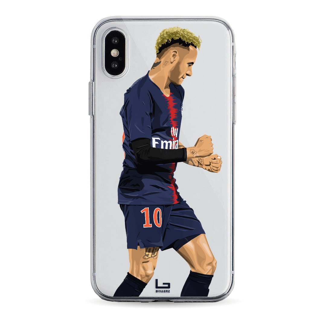Neymar vs Monaco phone case