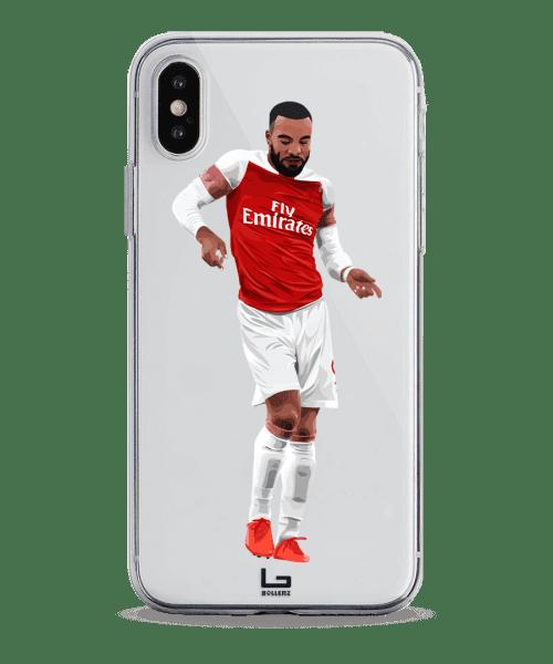 Arsenal Lacazette Dance celebration phone case