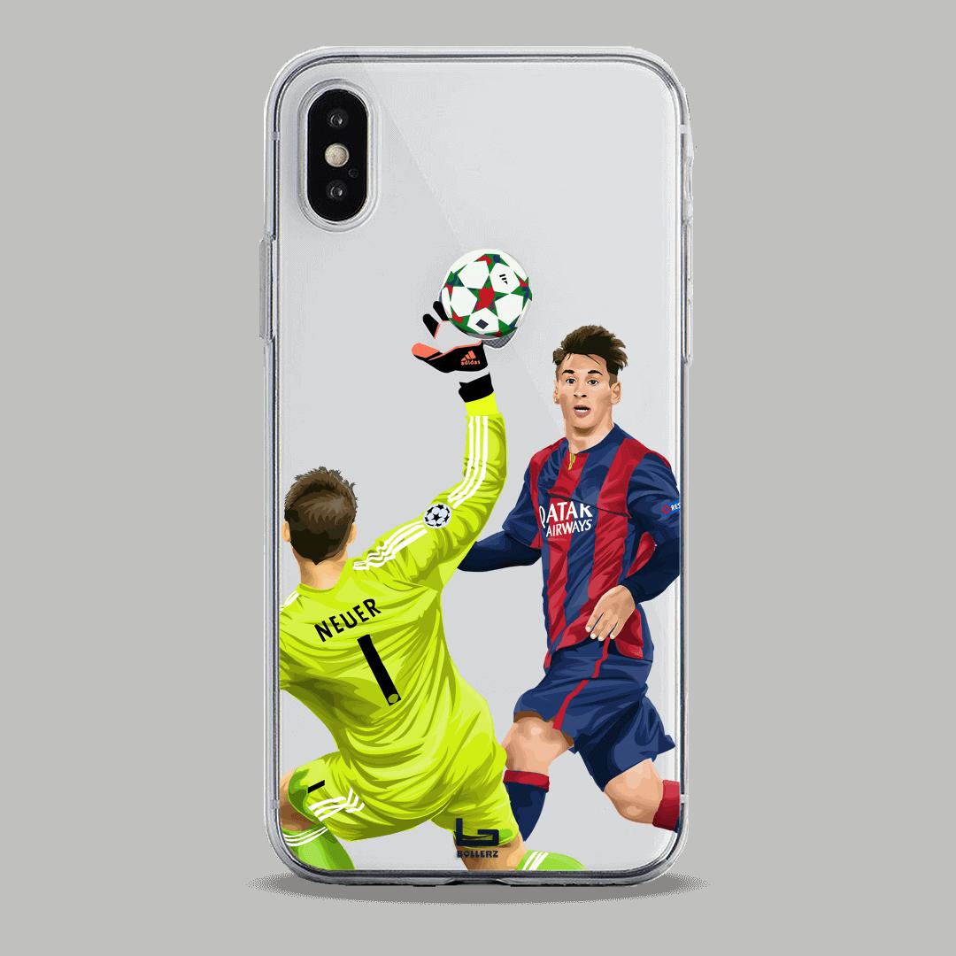 Messi cheap vs Neuer