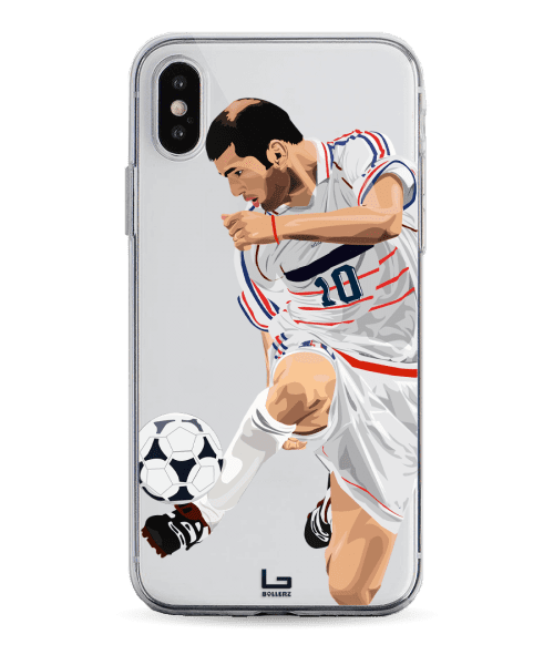 Zidane First Touch skill phone case
