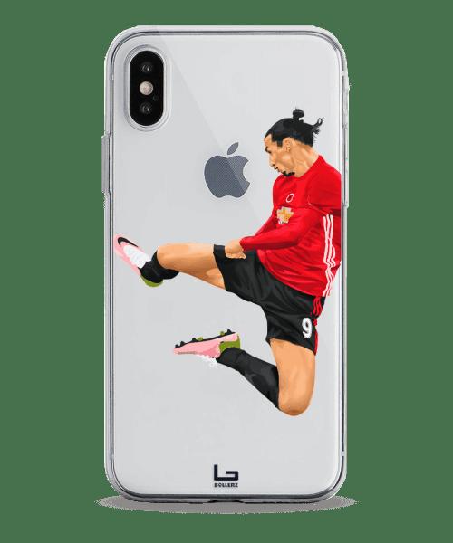 Zlatan ibrahimovic kung fu manchester United phone case