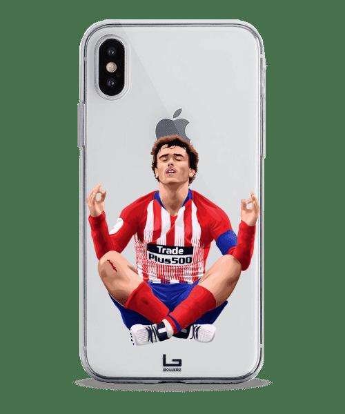 Griezmann Yoga celebration phone case