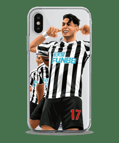 Ayoze Perez newcastle phone case