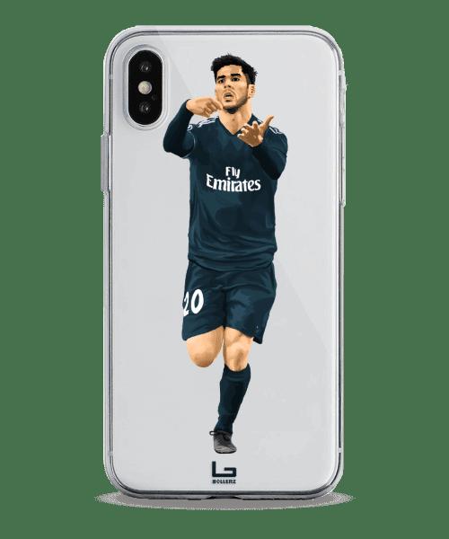 Marco Asensio Write celebration vs Ajax phone case
