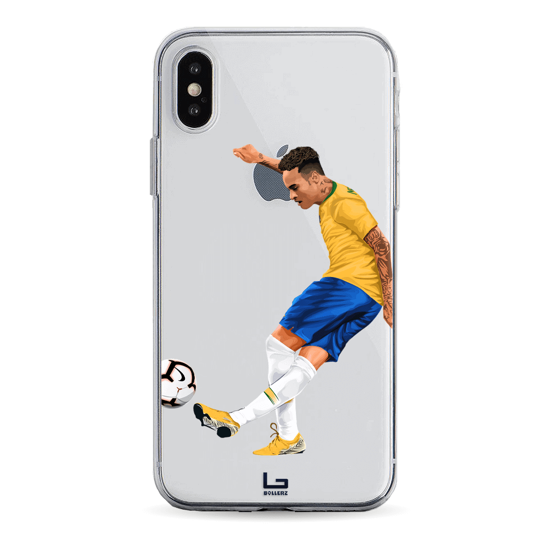 Neymar Rabona Brazil phone case
