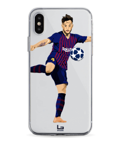 Rakitic Vole barca vs Spurs phone case