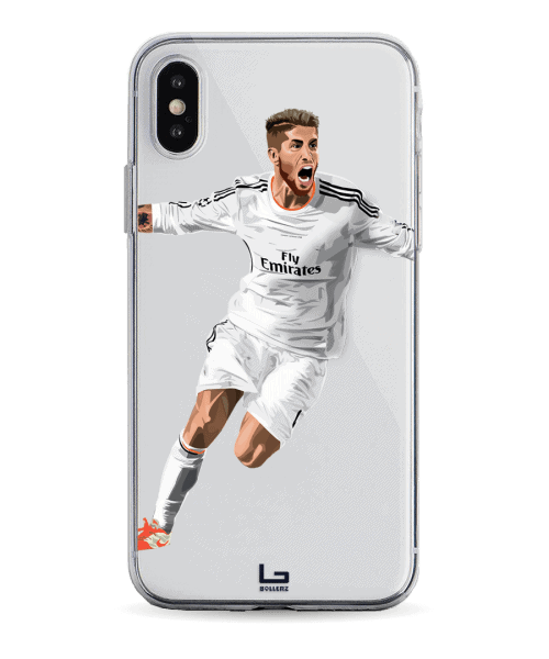 Ramos 90 Goal CL Final cs atletico madrid phone case