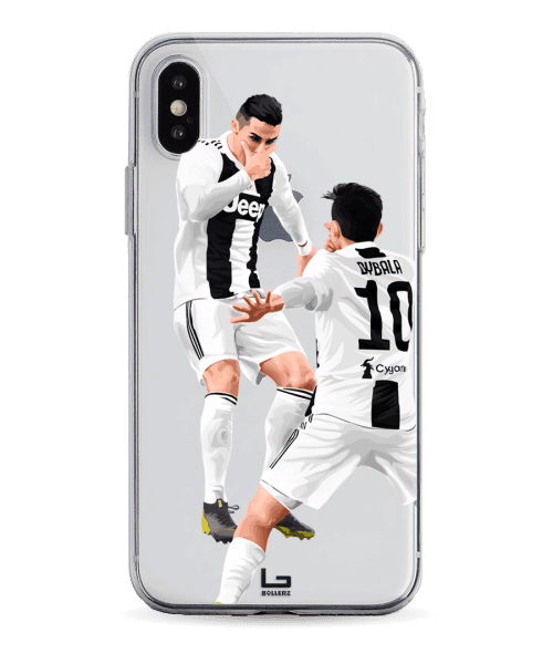 Ronaldo siii and Dybala Mask