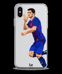 Suarez 3 Fingers celebration phone case