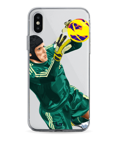 peter Cech Save phone case