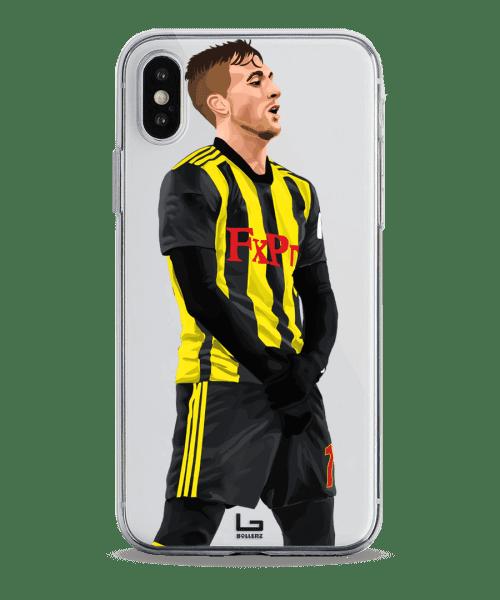 Watford Deulofeus Hattrick phone case