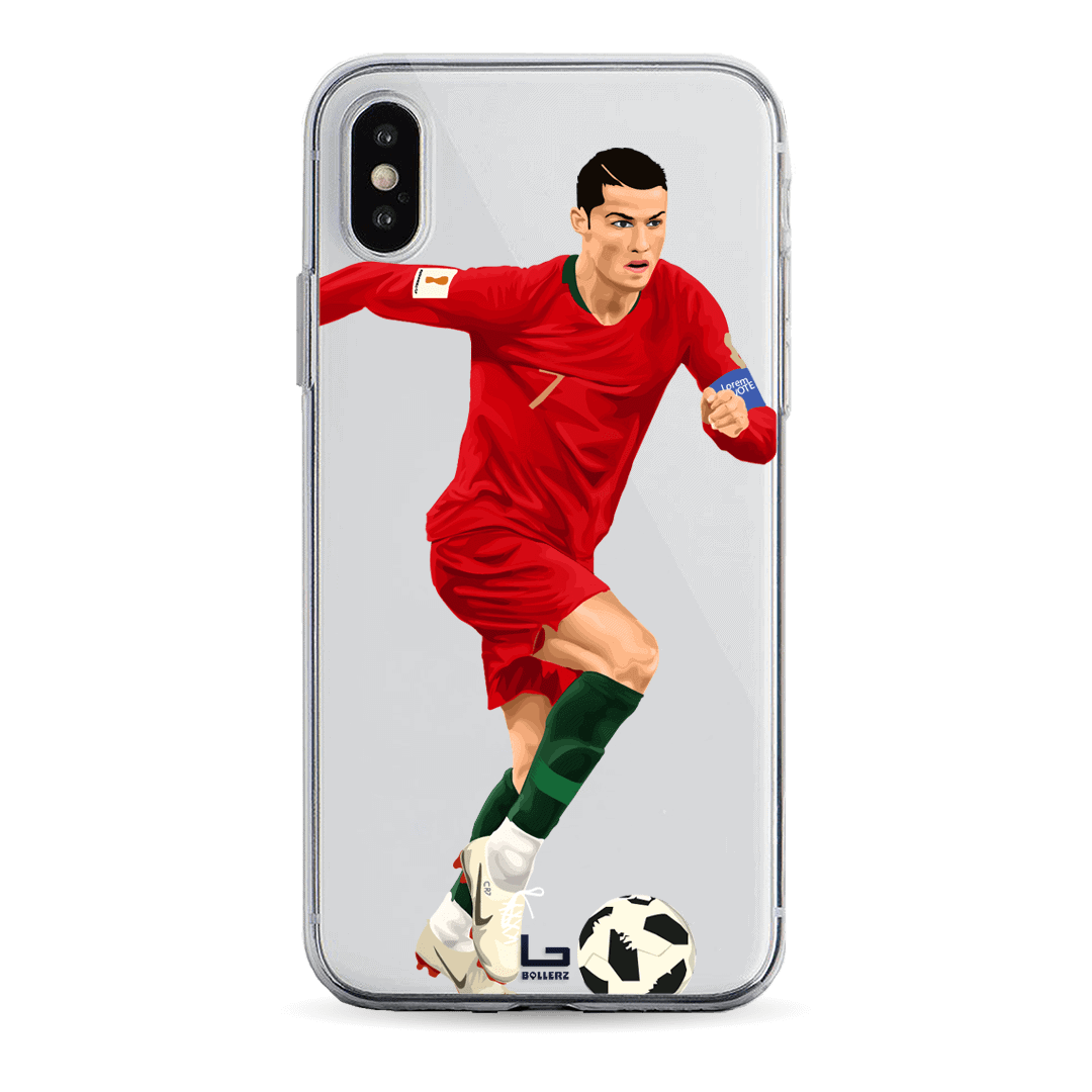 Cristiano Ronaldo Dribbling Portugal
