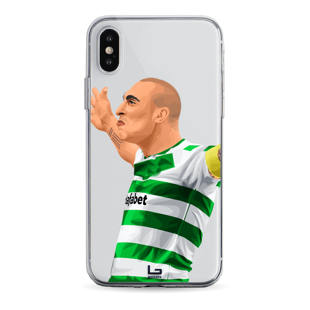 Scott Brown Celtic win over Rangers old firm
