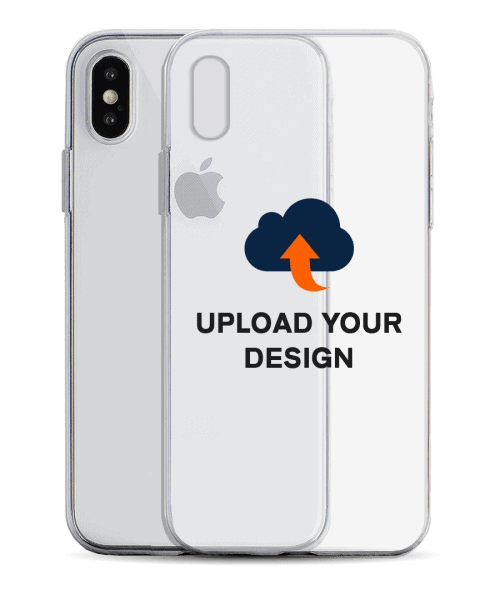 Design your Custom Phone Case made by TPU Soft Silicone