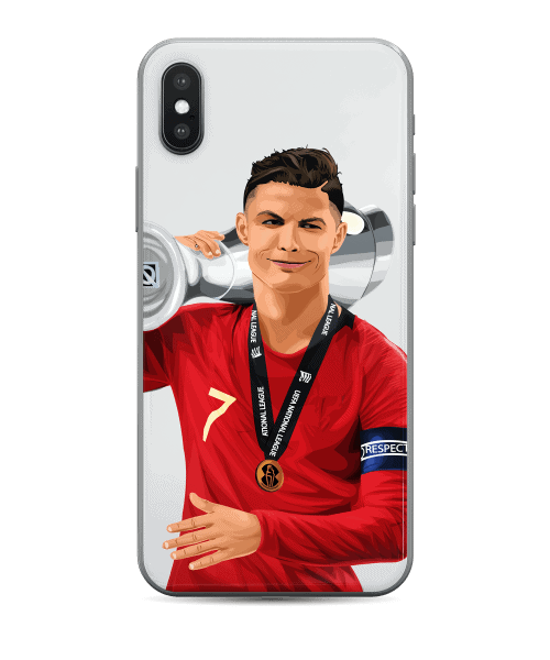 cristiano ronaldo nation league cup winner portugal