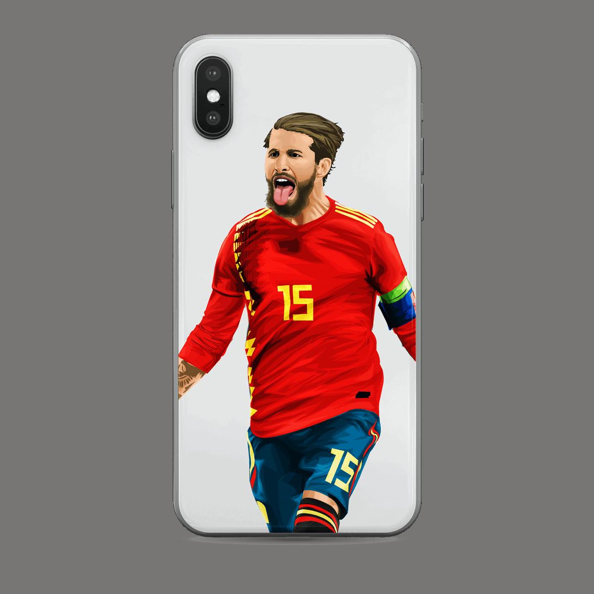 Super Sergio Ramos Penalty vs Sweeden