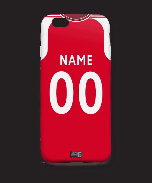 Arsenal Phone case Home Kit 2019-2020