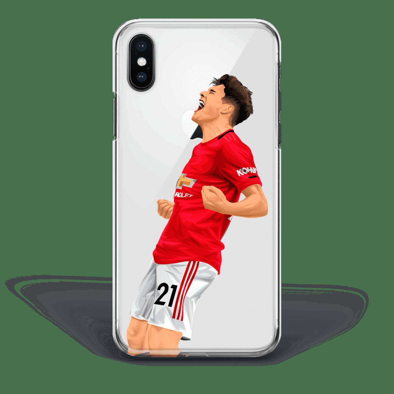 Daniel James Premier League Doubt Goal