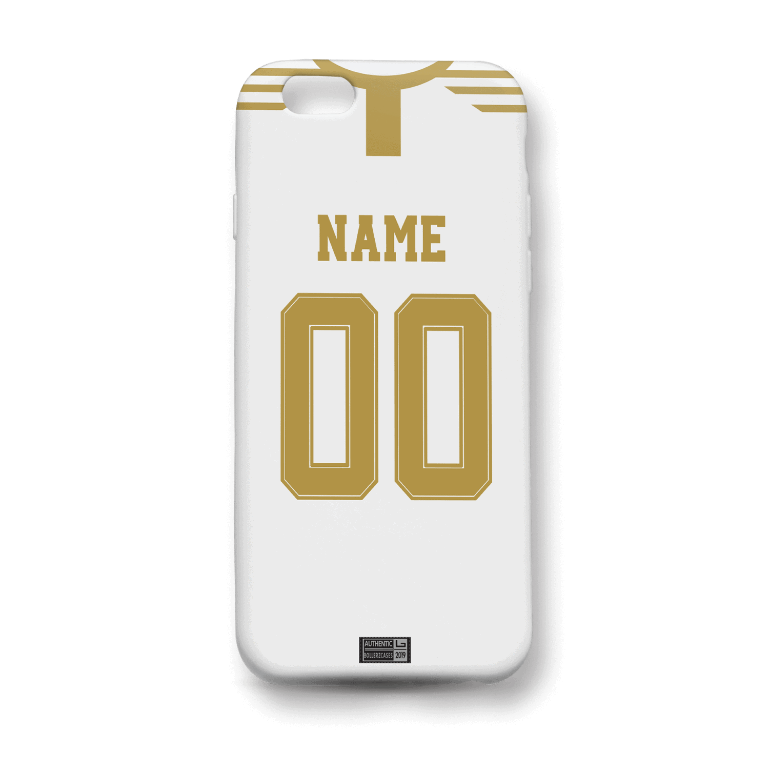 Real Madrid Phone case Home Kit 2019-2020