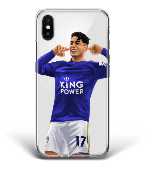 Ayoze Perez Hattrick vs Southampton 0:9 away phone case