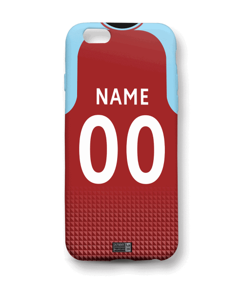Aston Villa 19-20 Home kit phone case