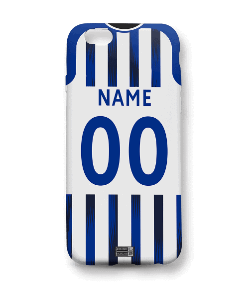 Brighton and Hove Albion 19-20 Home kit phone case