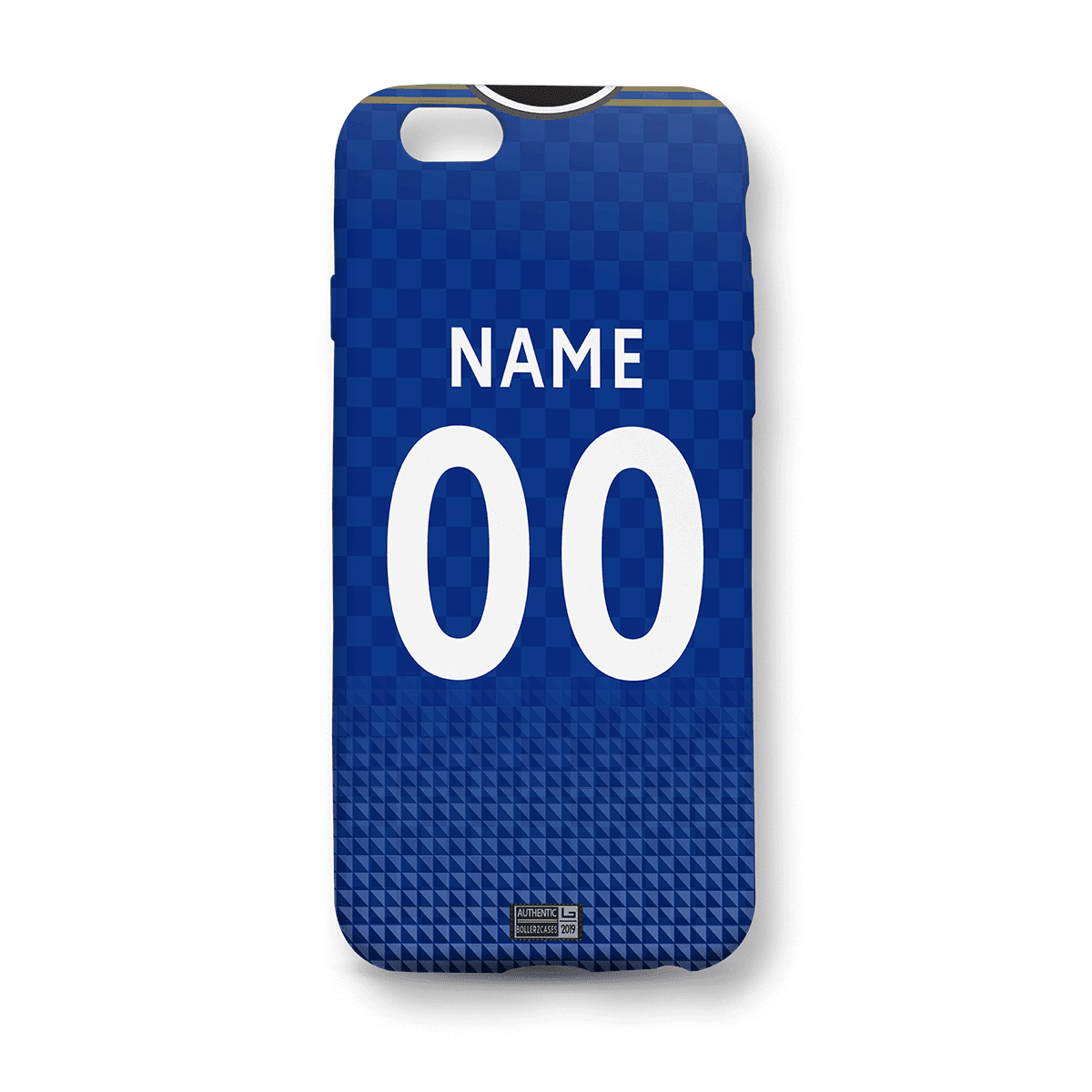 Leicester City 19-20 Home kit phone case