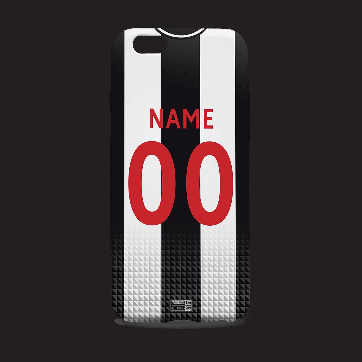 Newcastle 19-20 Home kit phone case