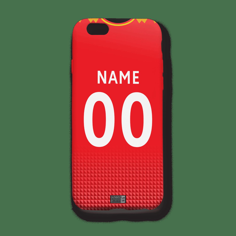 Norwich 19-20 Away kit phone case
