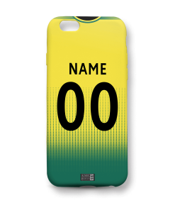 Norwich 19-20 Home kit phone case