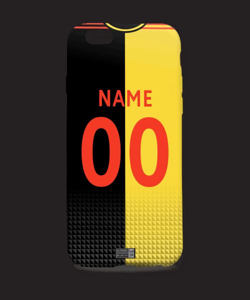 Watford 19-20 Home kit phone case