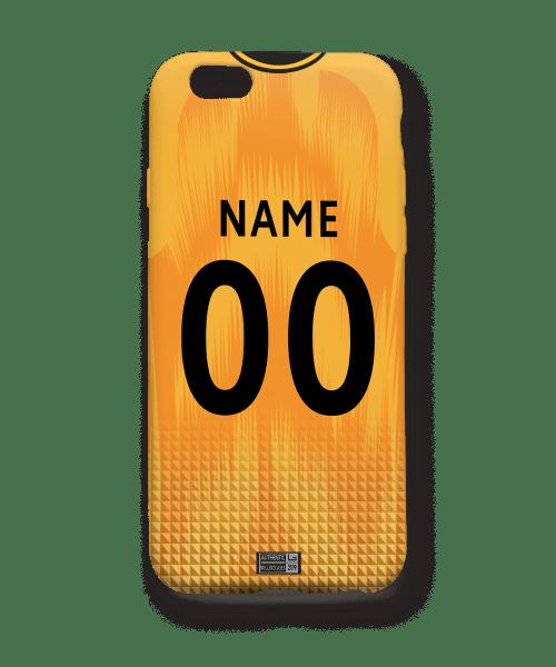 Wolves 19-20 Home kit phone case