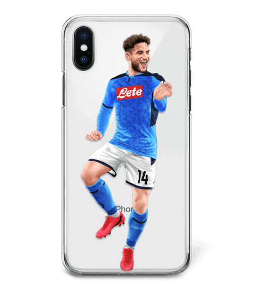 Dries Mertens vs Barca phone case