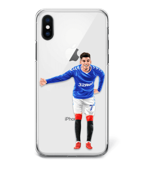Ianis Hagi phone case product