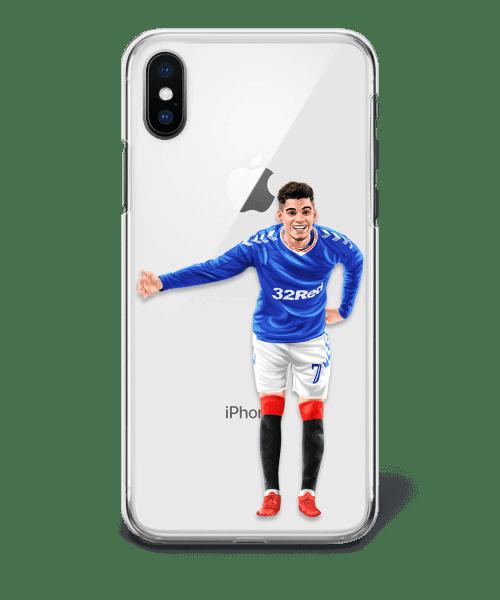 Ianis Hagi phone case product