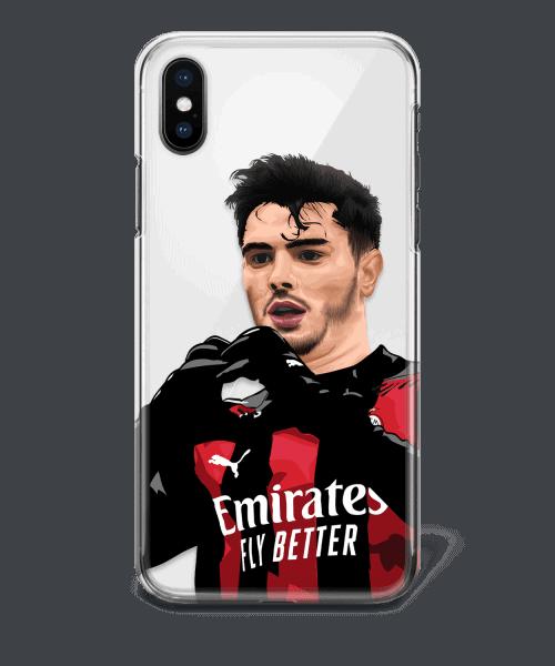 Brahim Diaz AC Milan Phone case
